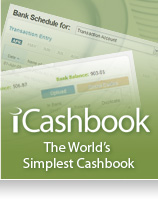 iCashbook : The World's Simplest Cashbook